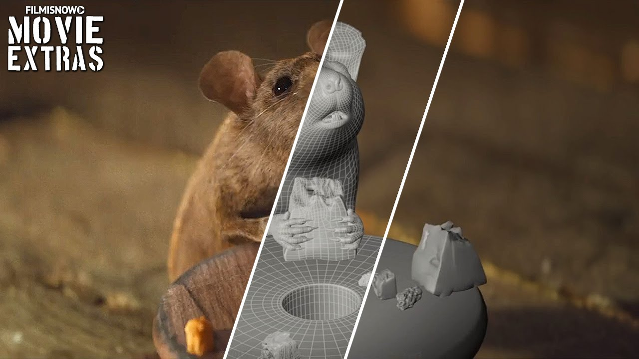 Cinderella - VFX Breakdown by MPC (2015)