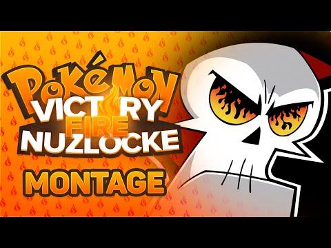 Pokemon Victory Fire Nuzlocke w/ JayYTGamer - Death Montage!