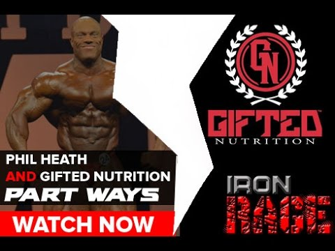 HEATH RETURNS GIFT! Iron Rage- So You Wanna Own a Supplement Company?