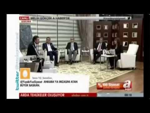 Melih Gökçek, Ahmet Atakan ve Nusayrileri Deşifre Ediyor