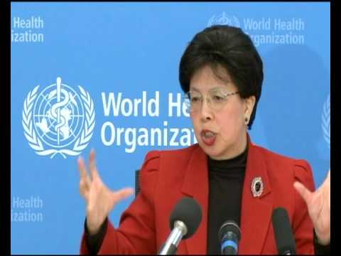 MaximsNewsNetwork: WORLD HEALTH in 2009 DR MARGARET CHAN W.H.O.