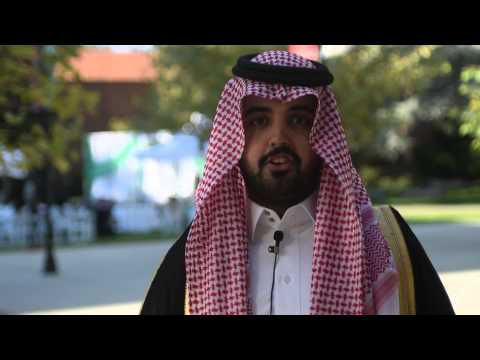 Chico State students celebrate National Saudi Arabia Day