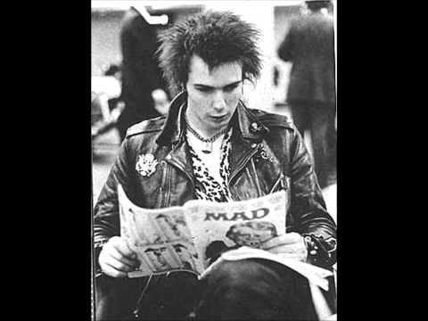 Anarchy In The UK - The Sex Pistols  [NoFuture]