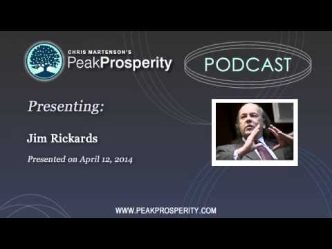 Jim Rickards: The Coming Crisis is Bigger Than The Fed