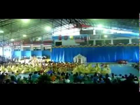 Hugyawan 2011 NORSU Siaton Campus (Sinulog Base)