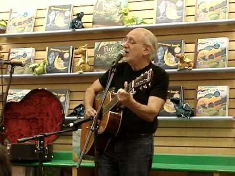 DONT LAUGH AT ME - Peter Yarrow of Peter, Paul & Mary Video