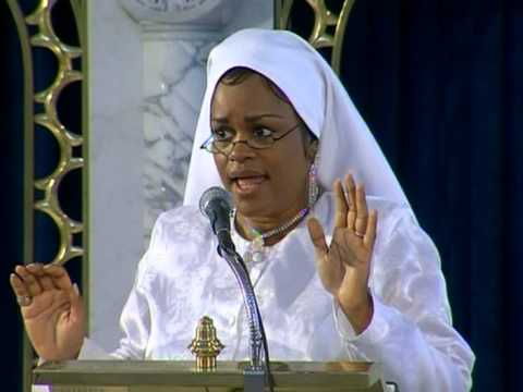 Donna Farrakhan: Breaking Of The Black Woman 2/3