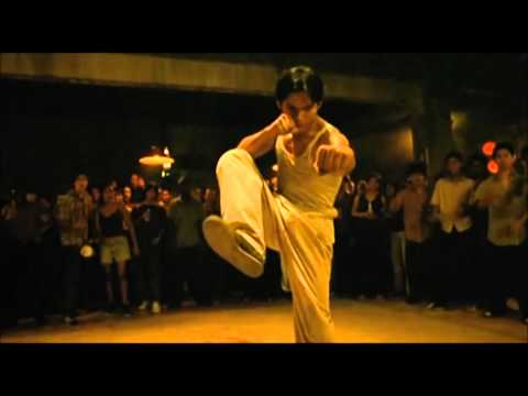 Best Of Tony Jaa (ong Bak) video