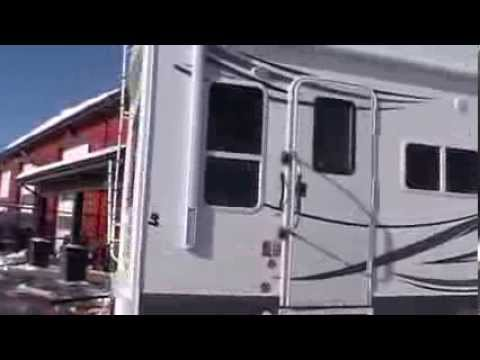 2014 Arctic Fox 295T at Olds RV. Alberta Arctic Fox Dealer