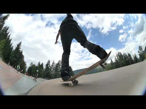New Line and Kitsch: Skatepark Sundays #6 - Nelson, BC