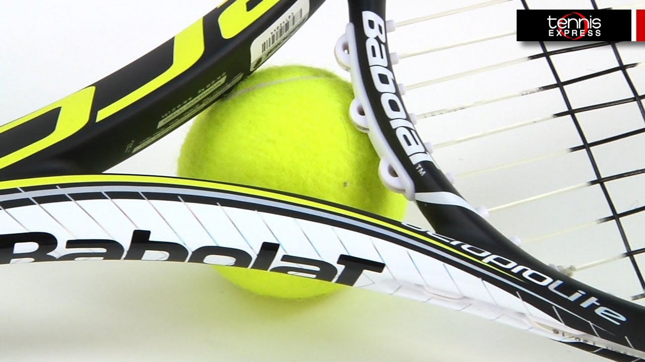 babolat aeropro lite tennis express racquet review youtube. Black Bedroom Furniture Sets. Home Design Ideas