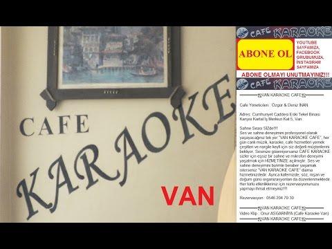 VANDA KARAOKE CAFE: AH EDİP İNLERİM GURBET ELİNDE KARAOKE (ENSTRÜMANTAL)