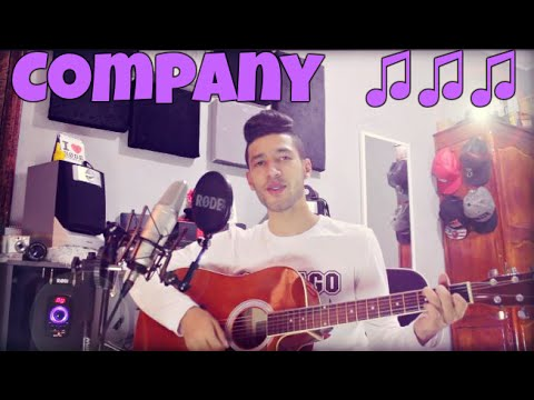Justin Bieber - COMPANY (Acoustic Cover)