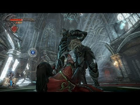 CASTLEVANIA LORDS OF SHADOW 2 - CORAZON DE RATITA #3