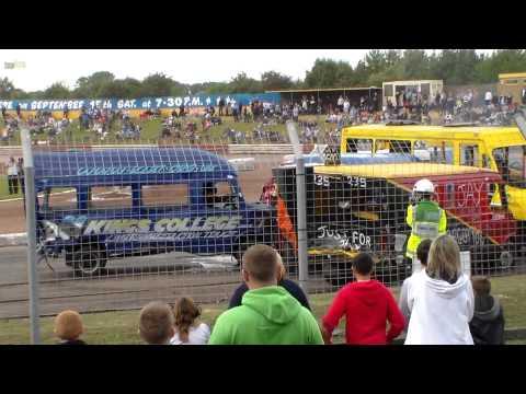 Arena Essex Unlimited Vans and Small Vans 2012