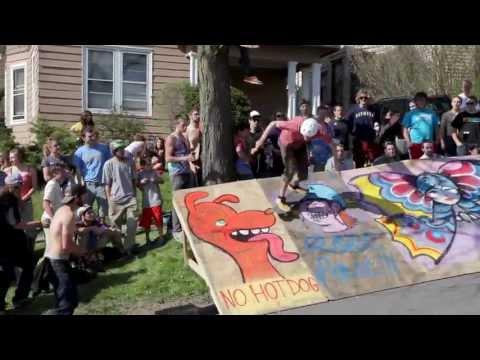 Comet Skateboards' Ithaca Skate Jam (2013) - Wheelbase Magazine