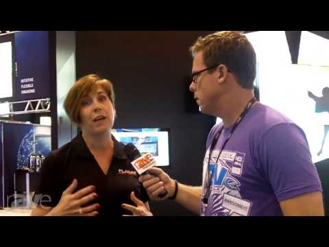 Planar's Jennifer Davis Talks About the Mosaic Video Wall