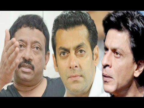 SHOCKING RGV Abuses Salman Khan And Shahrukh Khan Over Aamir Khan's DANGAL