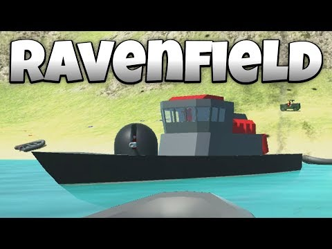 Fighting the Red Battleships! - Ravenfield Gameplay - Ravenfield Beta 6 - Steam!
