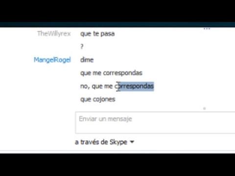 Trolleando en Skype | Willyrex, Rubius y Mangel [Especial Inocentada]
