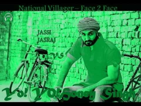 National Villager Face To Face-jassi Jasraj Vs Yo! Yo! Honey Singh - Uploaded By Abhishek D Hustle video