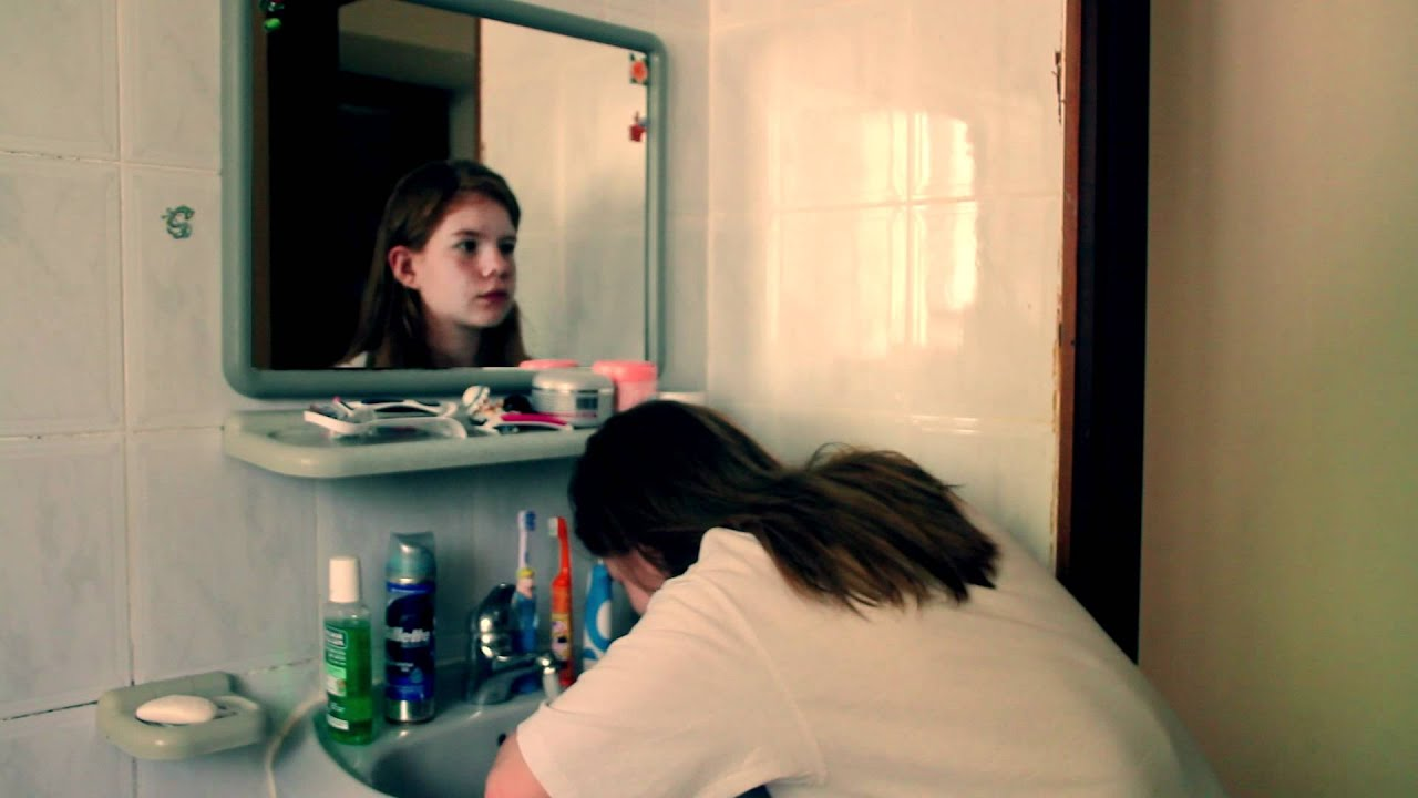 Ghost in the mirror horror movie 2012 youtube for Mirror horror movie