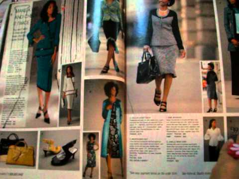 Ashro Fashions Summer 2013 Ashro holiday Catalog review