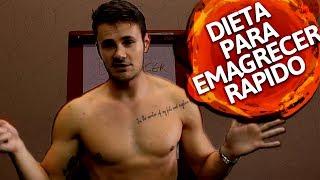 Dieta para emagrecer rápido