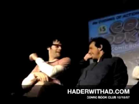 Bill Hader's TaunTaun Impression