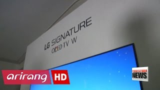 Samsung, LG show off new Super Ultra HD TVs at CES 2017