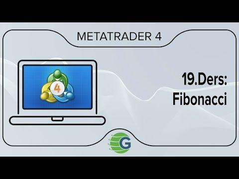GCM MetaTrader 4 - 19Ders Fibonacci