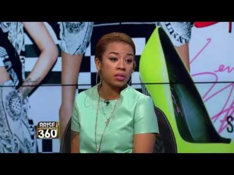 Keyshia Cole Gives All The Details On Her New Album point Of No Return! video