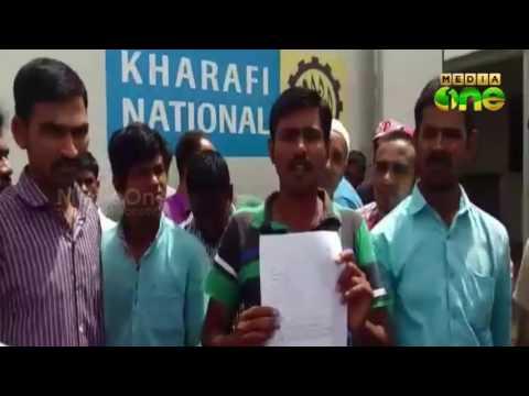 Strike in kharafi national kuwait: P. Karunakaran writes to Sushma Swaraj