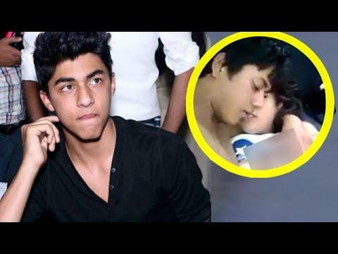 Shahrukh's Son Aryan's Look Alike Mms Scandal ! video