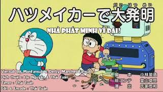 [ Vietsub] Doraemon tập - Nhà phát minh vĩ đại || đăng ký √👇