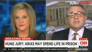 Jeffrey Toobin to Nancy Grace: 'Executing people is not the only form of justice'