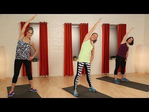40-Minute Metabolism Boosting Workout | Class FitSugar