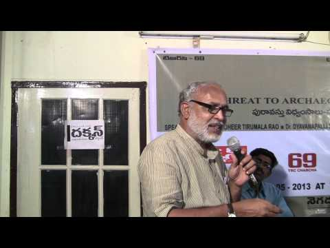 TRC Charcha 69 Threat to Archaeological Sites Protection-Action Plan  15