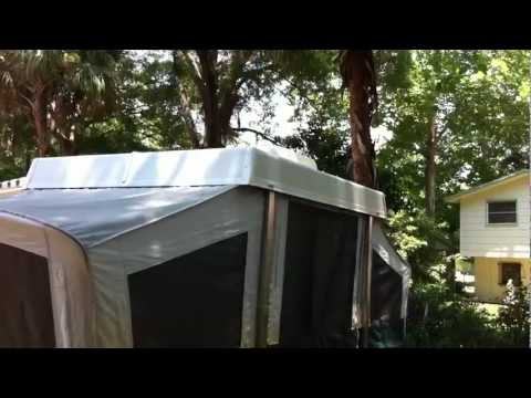 Tour Of The Coleman Niagara Pop Up Camper By American Rv S