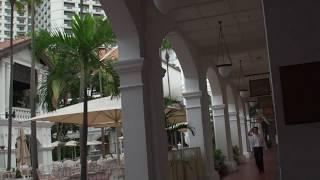 Singapore travel ラッフルズ-3