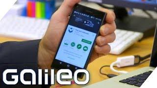 Handy geklaut: Diese Apps helfen wirklich   Galileo   ProSieben