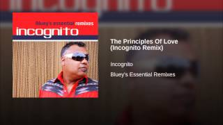 Watch Incognito The Principles Of Love video