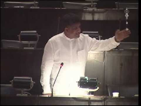 Minister Ajith P Perera - Lankanewshits video