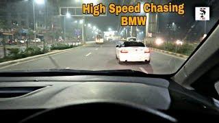 Chasing BMW | Top Speed Marrazzo | Mahindra | VBO Life