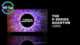 2018 VIZIO P-Series Quantum 4K HDR Smart TV