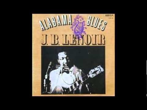 JB Lenoir - How Much More ... Mojo Boogie.wmv