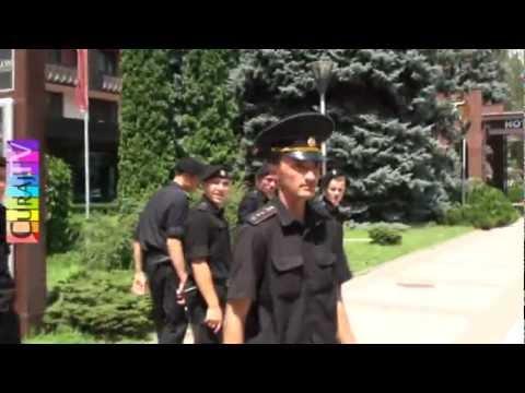 Ofiter la carabinieri justifică bătaia soldaților