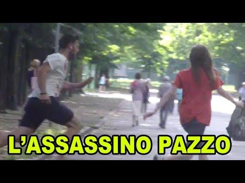 L'ASSASSINO PAZZO – [KEVIN BELIEVE ]