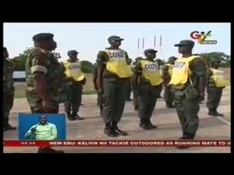 2012 Ghana Military Academy