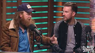Download Lagu Brothers Osborne Bailed on Singing at Maren Morris & Ryan Hurd's Wedding - Ty, Kelly & Chuck Gratis STAFABAND